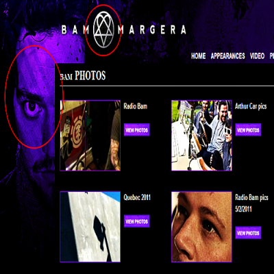 Bam Margera é uma marionete Illuminati ?